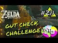Gut Check Challenge Breath of the Wild Playthough Walkthrough 211 zelda botw