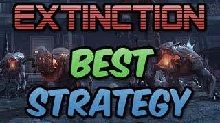 "Call Of Duty Ghost : Best Extinction Strategy ""HOW TO BEAT"