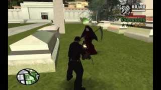 GTA San Andreas Misterios Nuevos Part. 4 (Loquendo)