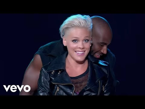 P!nk - Are We All We Are (Live From Melbourne),