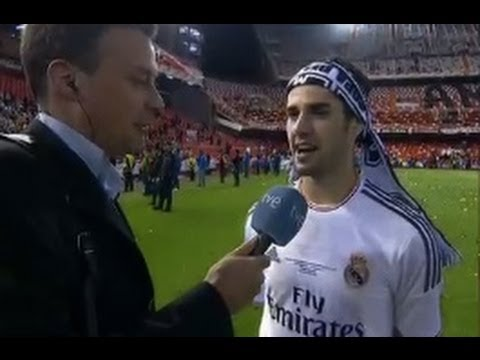 ISCO - Final Copa del Rey 2014 - REAL MADRID 2-1 BARCELONA