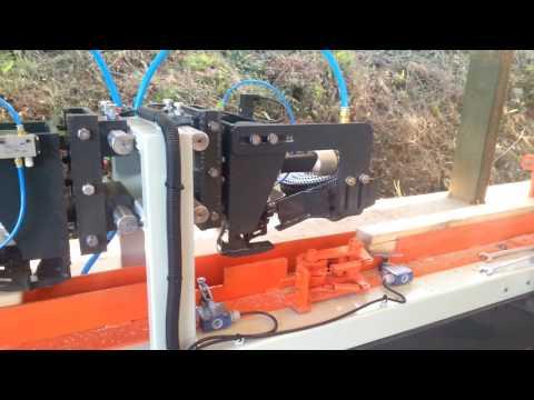 Máquina para Montagem de Liga Toco Duplo - Modelo LTD