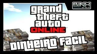 GTA ONLINE Como Fazer DINHEIRO INFINITO ONLINE (Bug