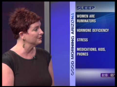 Dr Angela DeRosa: Are You Having Trouble Sleeping?
