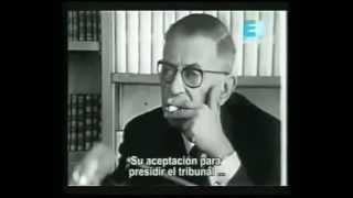 Entrevista a Jean Paul Sartre