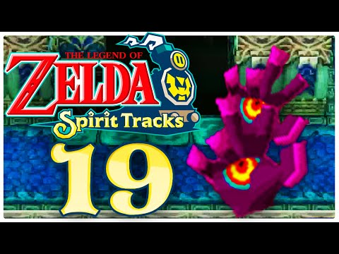 Let's Play The Legend of Zelda Spirit Tracks Part 19: Peitschen- und Schattenhandhiebe