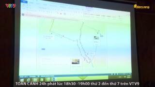 Toàn cảnh 24h – Phát sóng lúc 18h30 thứ 2 – thứ 7 hàng tuần trên VTV9