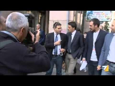 Le nuove stoccate di Matteo Renzi, contro Letta e contro Alfano