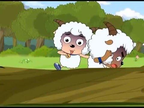 Cừu vui vẻ và sói xám Tập 2:Cây nấm màu vàng