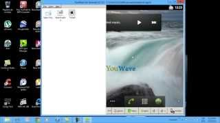 Como Descargar YouWave, Emulador De Android 2.3.4!!