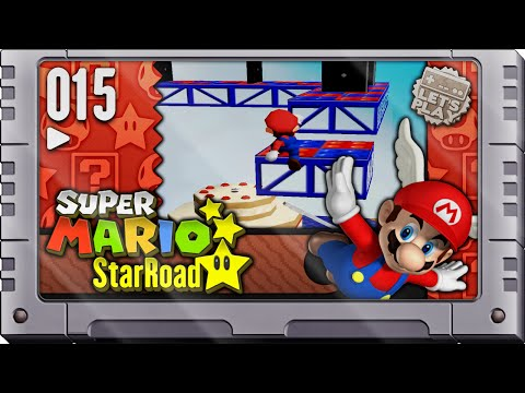 [#015] Super Mario Star Road: Der Son des Schnellen Pinguins [Ger/LP/HD][Hack]