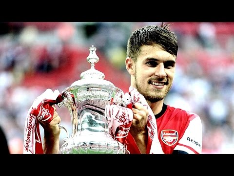 "Aaron Ramsey ""Player of the season"""