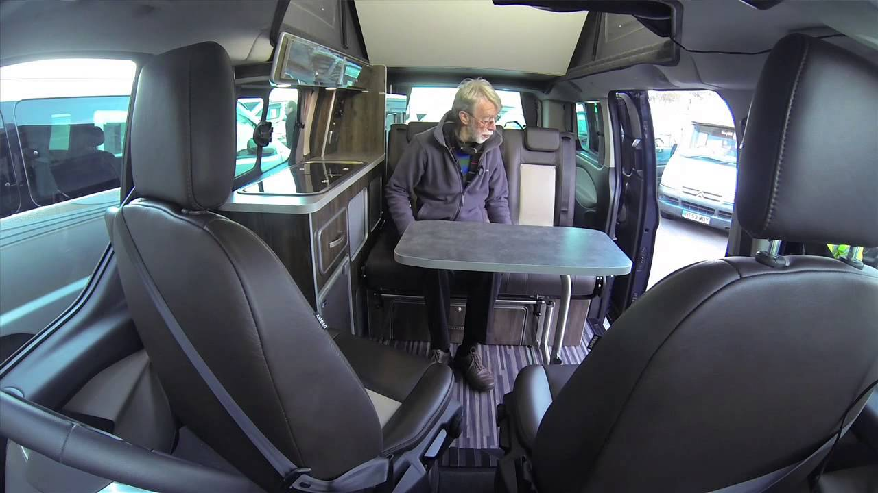 ford tourneo custom youtube. Black Bedroom Furniture Sets. Home Design Ideas