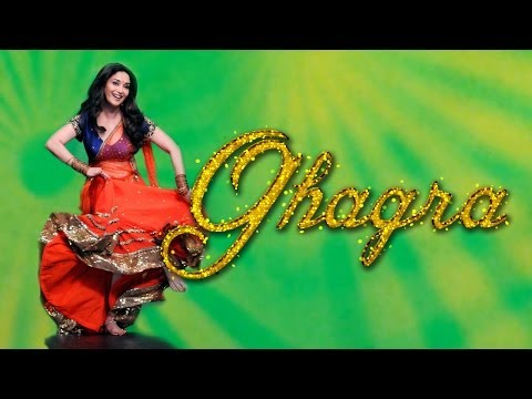Learn 'Ghagra' from Madhuri Dixit-Nene on DancewithMadhuri