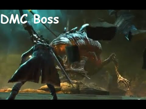 DmC: 'Devil May Cry 5 Boss Battles' & Environement Gameplay Trailer HD