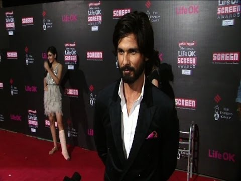Shahid talks about his look in Haider