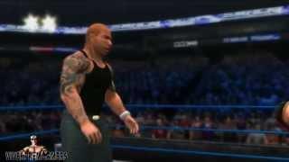 WWE RAW 1/20/13 Batista Returns!! & Destroys The Wyatt