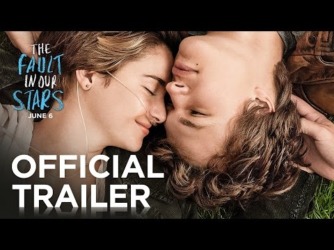 Thumbnail image for 'Official Trailer for The Fault In Our Stars'