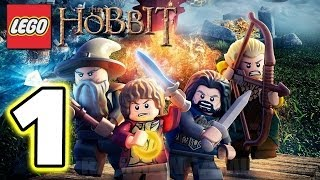 LEGO The Hobbit Walkthrough PART 1 The Goblin King (Demo