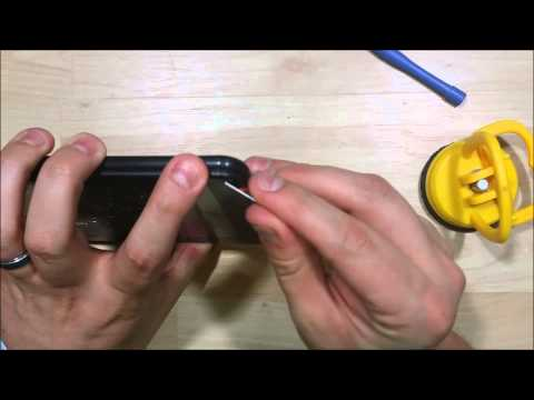 RCA Tablet Glass Digitizer/Touchscreen Replacement - Disassembly