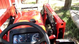 KUBOTA L3400 DT Tractor W Loader For Sale $13,900 With 2