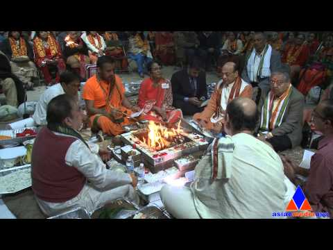 [Full Video] 04-26-2014 Bhoomi Pooja Hanuman Mandir of Greater Chicago