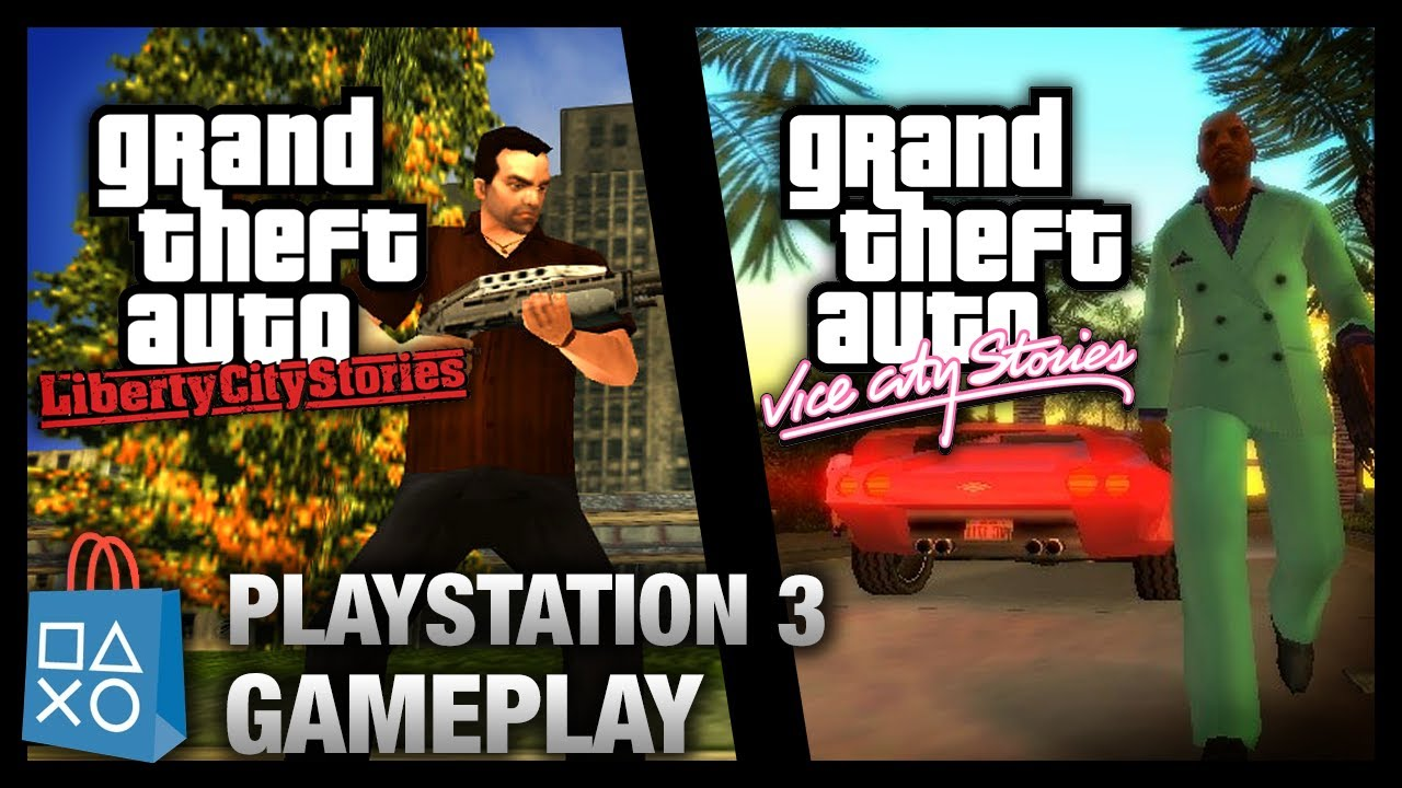 gta liberty city stories vice city stories playstation. Black Bedroom Furniture Sets. Home Design Ideas