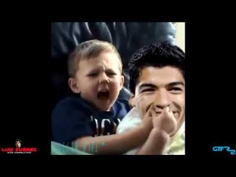 Luis Suarez Bite Compilation 2014 world cup | Gifs with sound 2014 | GWS4ALL