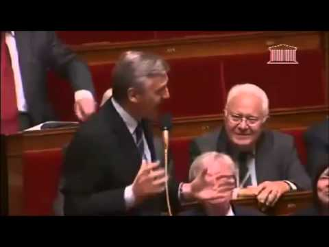 François Hollande humilié a Assemblée Nationale