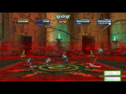 Anbu Kakashi vs The Anbu Black Ops - Naruto Shippuden: Clash of Ninja Revolution 3 [dc28]