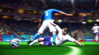 2014 FIFA World Cup Brazil Game Modes Trailer
