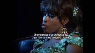 Ndeye Gueye sur 2s Show