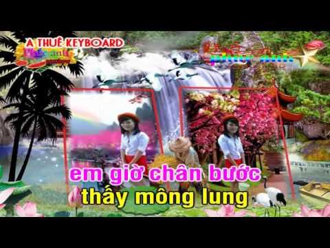 Karaoke Cây Cầu Dừa   Ver Tây Nguyên  