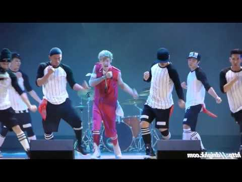 Henry 'Trap' mirrored Dance Fancam