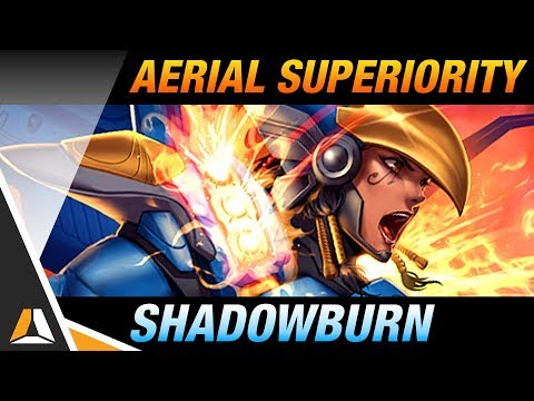 Aerial Superiority ► Epic Pharah Montage feat. ShaDowBurn