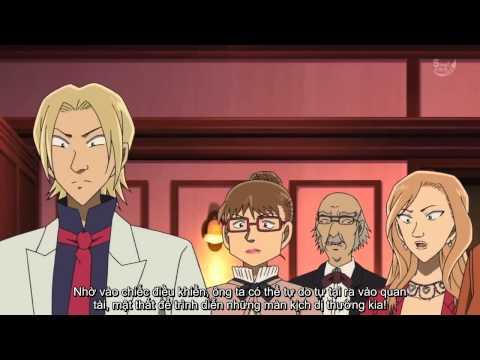 [Vietsub] Detective Conan 714 Hattori Heiji và biệt thự ma ca rồng (phần 1)