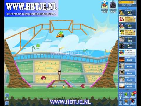 Angry Birds Friends Tournament Level 2 Week 112 (tournament 2) no power-ups