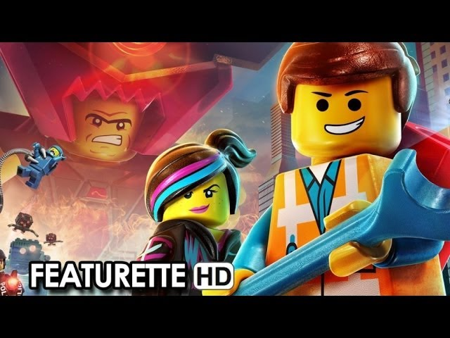 The LEGO® Movie - Cortometraggi LEGO® Featurette (2014) Phil Lord e Chris Miller Movie HD