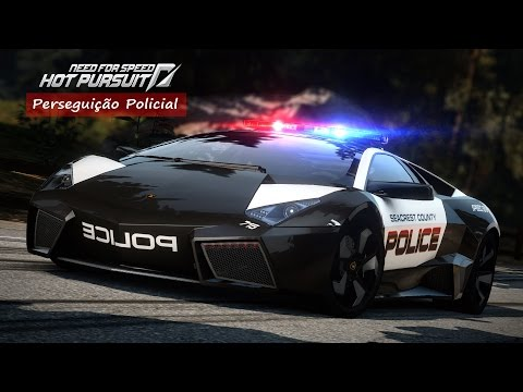 Need For Speed HOT PURSUIT (Perseguição Policial)