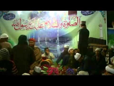 Sufi Welfare Society Mehfil-e-Milad At D.G Khan 20/12/2013 Part 3/4