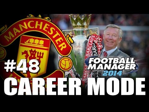 Football Manager 2014: Manchester United Career Mode #48 - Treading A Thin Line