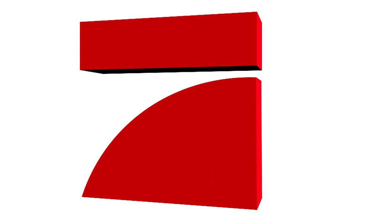 Pro7 logo 3d - YouTube