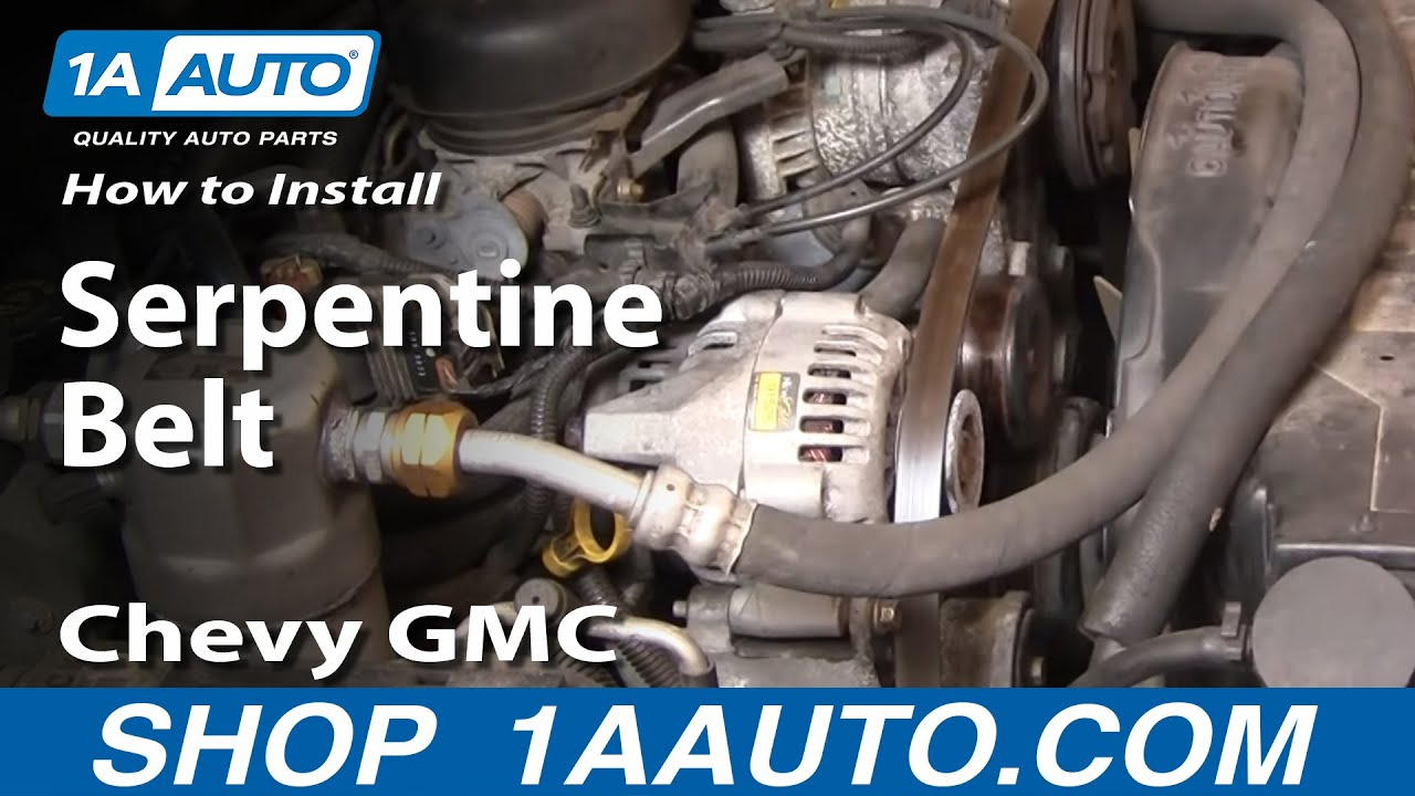 changing power steering hose on 2001 chevy blazer