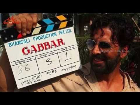 Making Of Gabbar - Akshay Kumar , Shruti Hassan