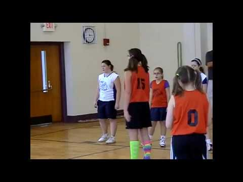 Rouses Point - Ellenburg 5&6 Girls part two 1-15-11