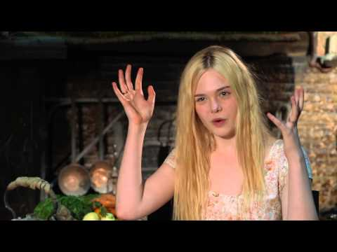 Maleficent: Elle Fanning