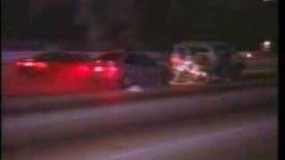 Crazy Multi Car Crash