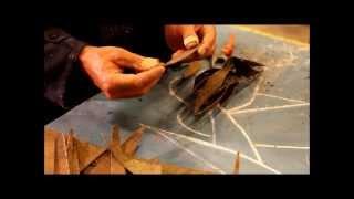 Proceso de Escultura en hierro