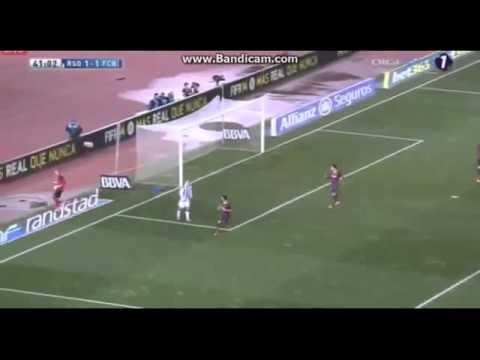 Barcelona vs Real Sociedad  azulgranas caen 3 a 1 y ceden el liderato al Real Madrid