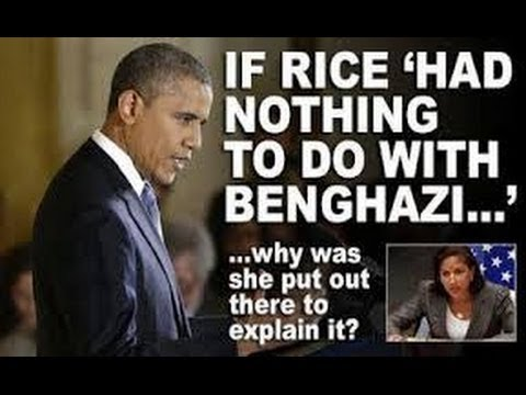 Susan Rice on Benghazi   I Don't Have Time to Think About False Controversy - Non - Issue